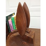 Image of Art Deco Horse Head Bookends - A Pair