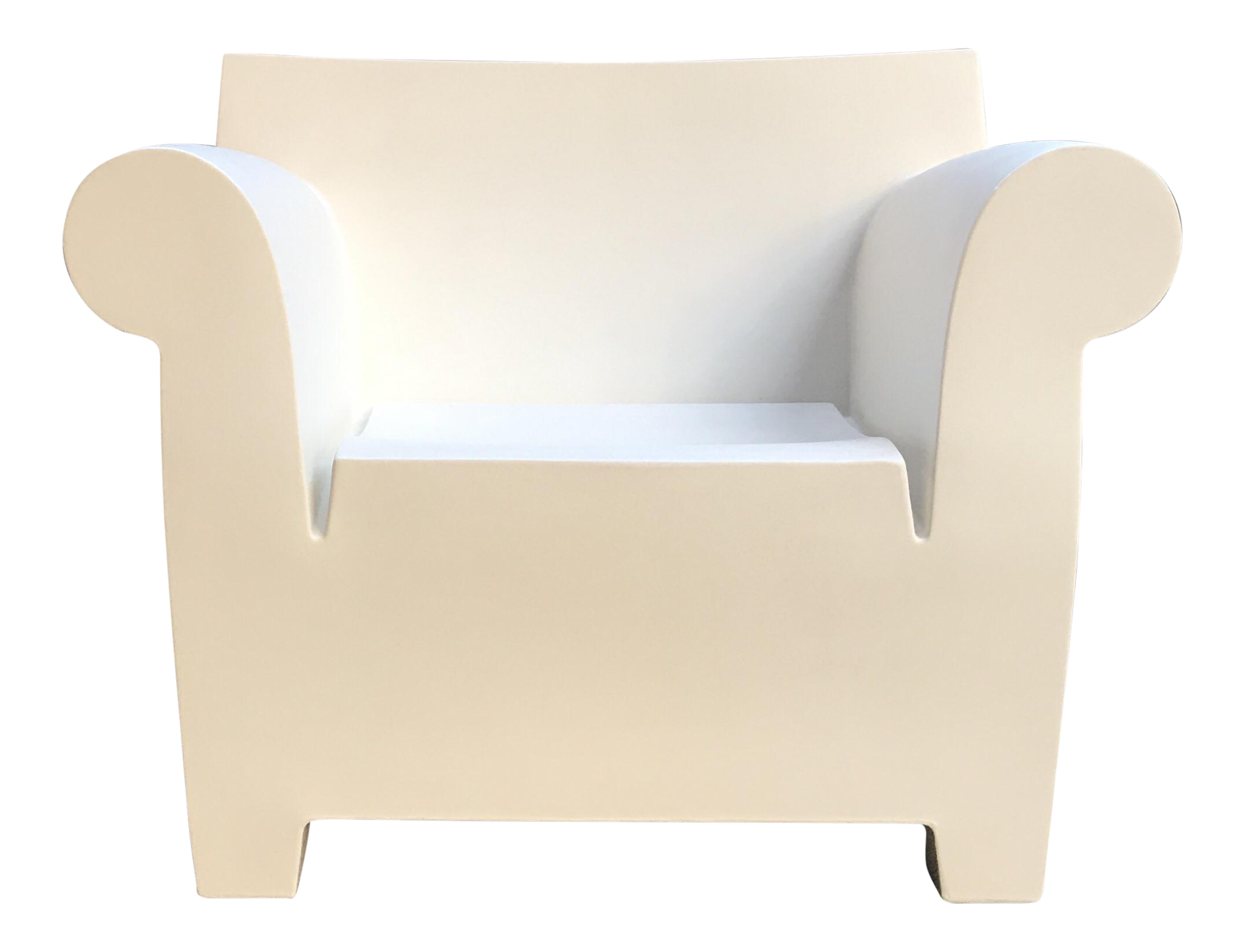 philippe starck for kartell bubble club chair image 1 of 6