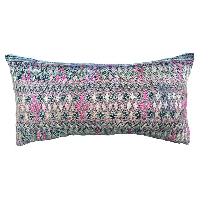 Wedding Quilt Pillow - Image 1 of 8