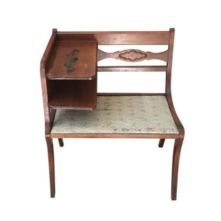 Antique Gossip Table