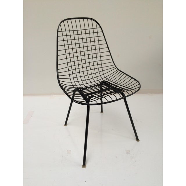 Herman Miller Wire Side Chair - Image 8 of 10