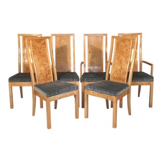 Burlwood Dining Chairs by Thomasville - Set of 6