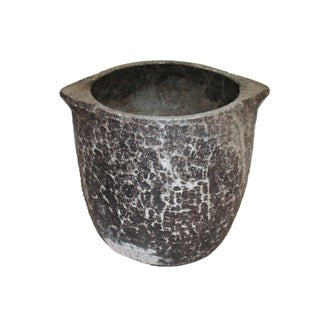 Carved Stone Bowl