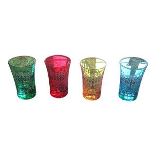 Shanghai Tang Shot Glass - set of 4