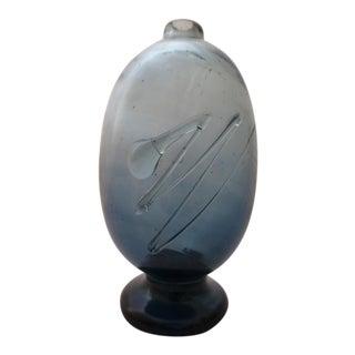 La Mailloche Studio Art Glass Bud Vase