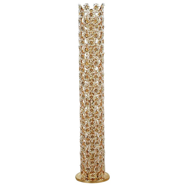 Image of Mid-Century Palwa Floor Lamp