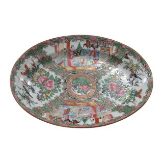 Antique Chinese Platter