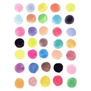 """""""Circles 1"""" Original Abstract Painting"""