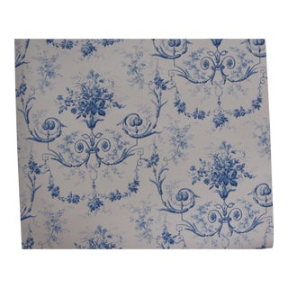 "Schumacher Vintage ""Toile D'Albert"" Wallpaper - 9 Yards"