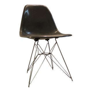 Mid-Century Danish Modern Herman Miller Eames Fiberglass Eiffel Tower Chair