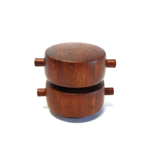 Dansk Jens Quistgaard Teak Salt & Pepper Mill - Image 2 of 7