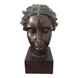 Vintage Bust of a Woman