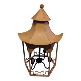 Pagoda Lantern Pendant Lantern