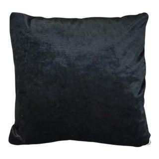 Kim Salmela Onyx Velvet Pillow