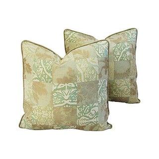 Fortuny Piazetta & Boucher Pillows - A Pair