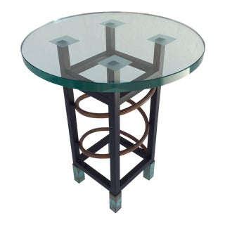 Memphis Period Occasional Table