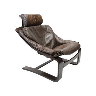 Kroken De Lux Lounge Chair by Ake Fribytter