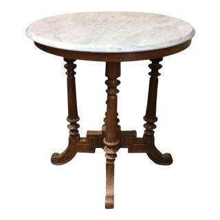 Peranakan Teak Cafe Table