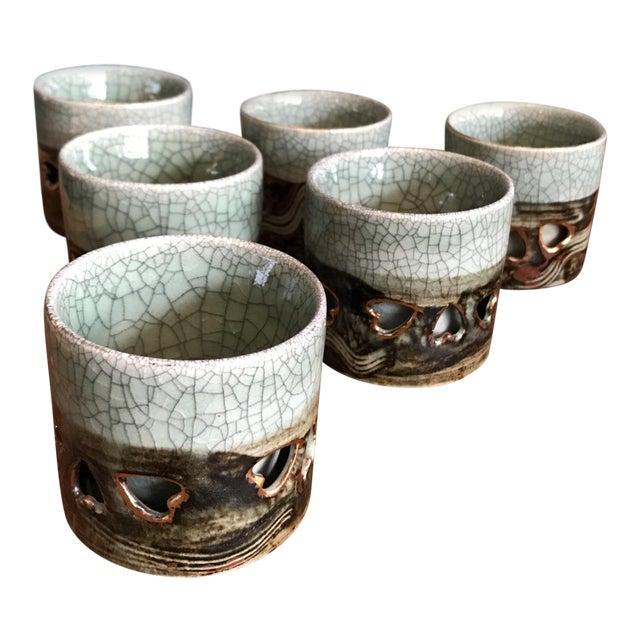 Otagari Tea Cup Set - Set of 6 - Image 1 of 7