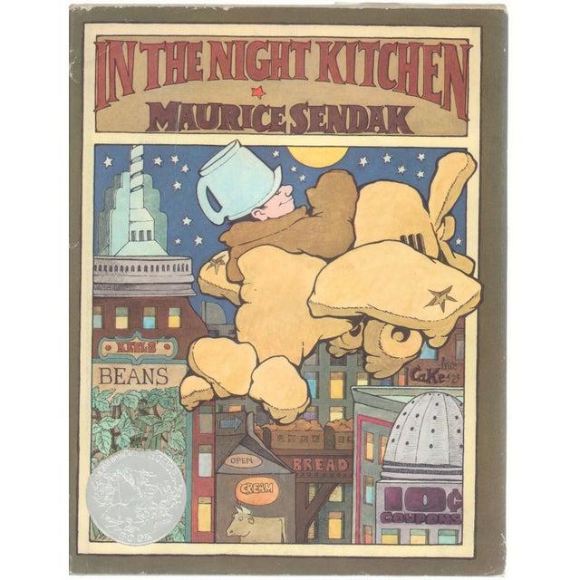 Children's Picture Book: In The Night Kitchen