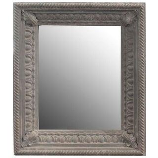 Argentine Pressed Zinc Mirror