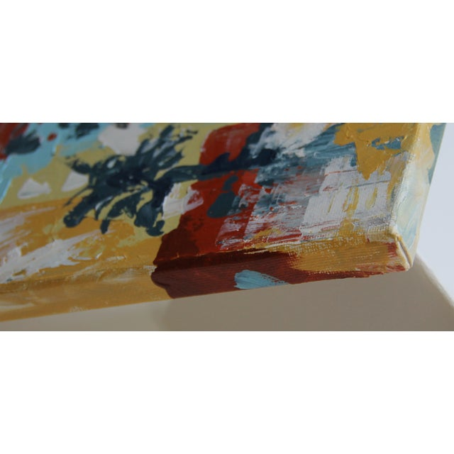"""""""Miami Beach #2,"""" Painting by Celeste Plowden - Image 3 of 4"""
