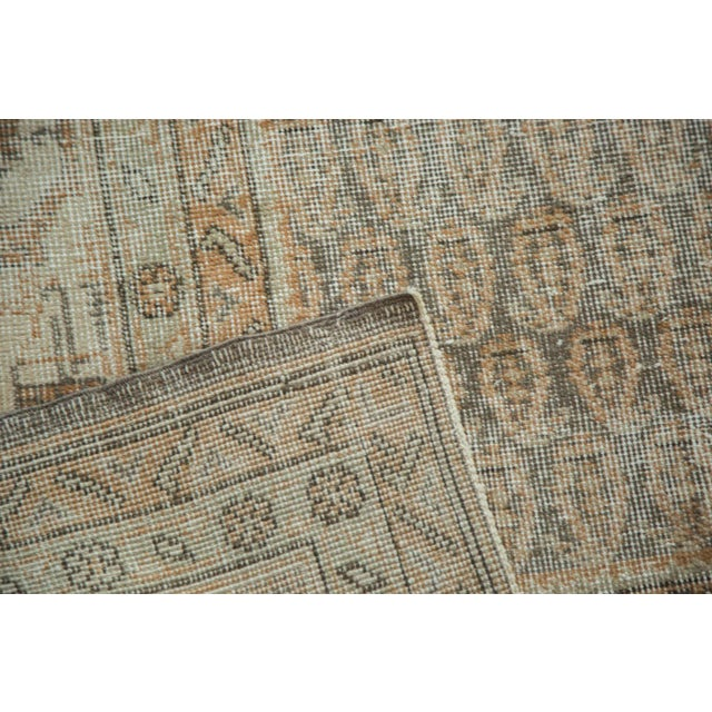 "Vintage Distressed Oushak Carpet - 8'11"" x 12'6"" - Image 7 of 10"