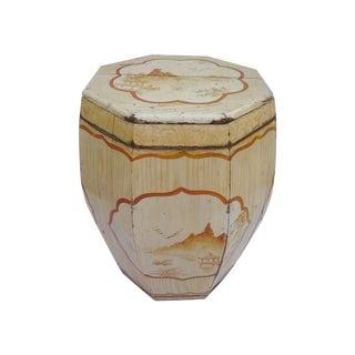Chinese Wooden Tea Box