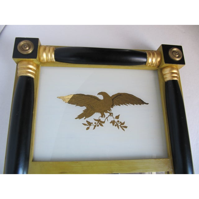Federal-Style Eagle Crest Mirror - Image 4 of 6