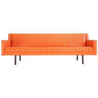Edward Wormley Channel-Back Sofa