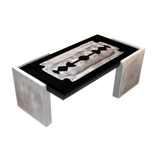 Modern Razor Blade Coffee Table