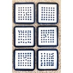 Image of Roger Capron Tile Wall Hangings - Set of 6