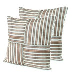 Image of Striped Hinabol Pillows - Pair