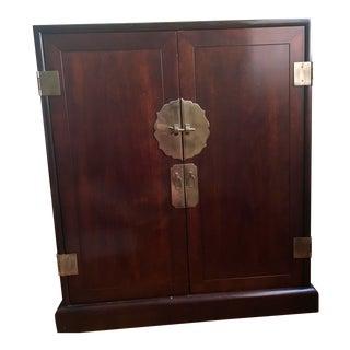 Henredon Asian Style Cabinet