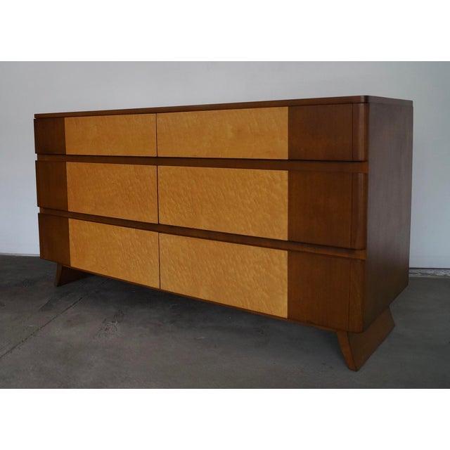 Eliel Saarinen For R Way Furniture Mid Century Dresser