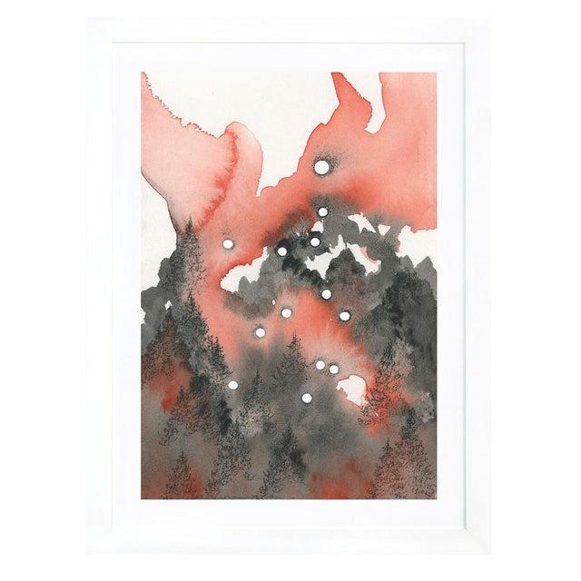 Image of Emily Magone 'Virgo' Framed Print