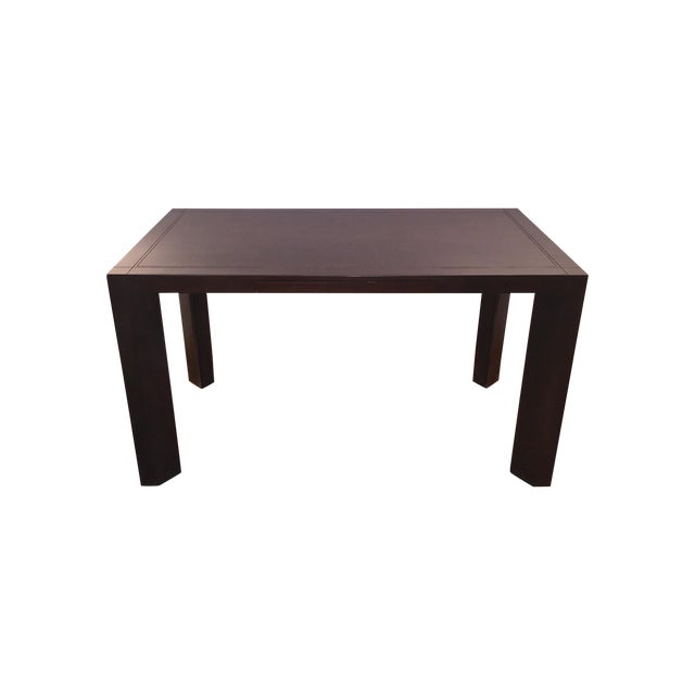 Keller Williams Mid-Century Parson Style Desk - Image 1 of 6