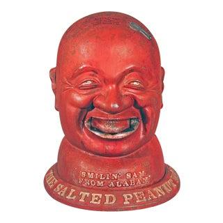 """Smilin' Sam from Alabam,' the Salted Peanut Man"" Vending Machine"