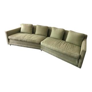 Vintage Baker Mid Century Modern Sofa