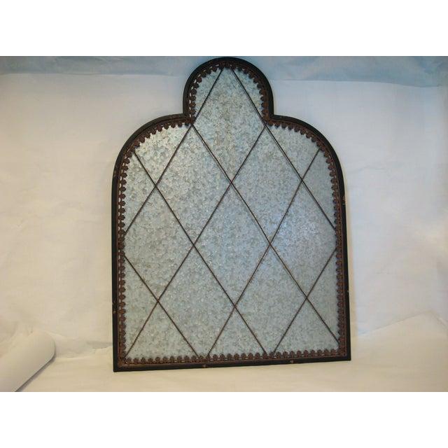 Decorative metal wall decor chairish - Plaque metal deco pour mur ...