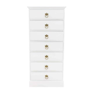 Tall Seven-Drawer Chest by Grosfeld House