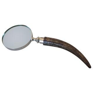 Exotic Snake Skin Magnifying Glass