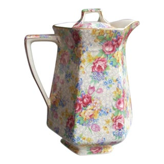 Royal Winton Chintz Chocolate Pot