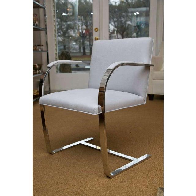 Set of 4 Vintage Ludwig Mies van der Rohe Brno Chairs - Image 3 of 7