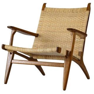 Hans Wegner CH-27 Lounge Chair