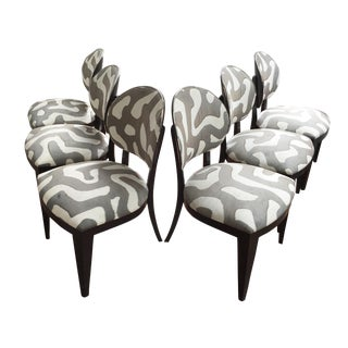 Berman Rosetti Jake Dining Chairs - Set of 6