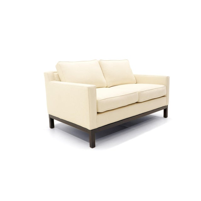 Edward Wormley for Dunbar Sofa and Loveseat Combination - Image 4 of 10