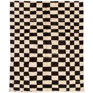 "Apadana Moroccan Wool Rug - 7'7"" x 9'9"""
