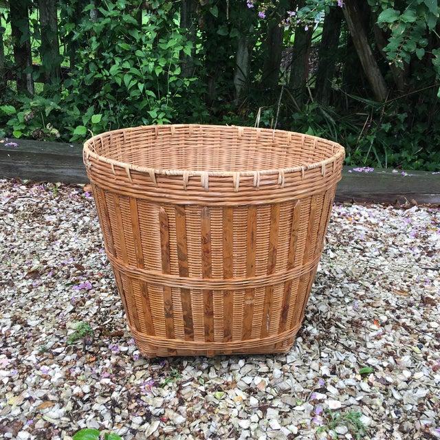 Wicker Basket - Image 2 of 11