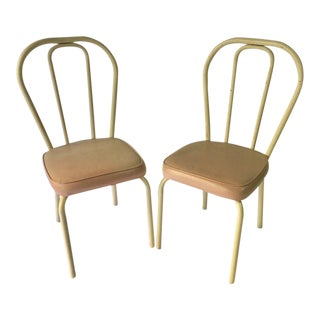 Mid-Century Side Chair - A Pair